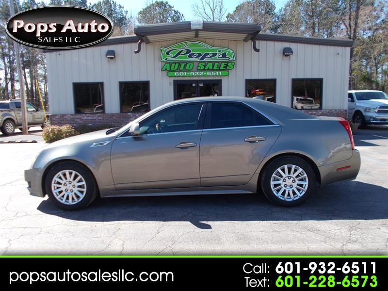 Cadillac CTS 3.0L Luxury 2010