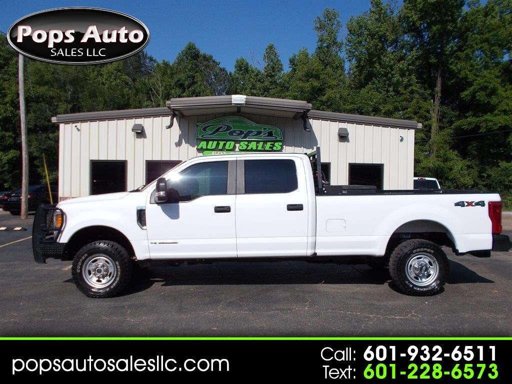Ford Super Duty F-350 SRW King Ranch 4WD Crew Cab 8' Box 2017