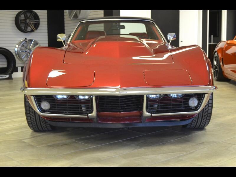 Chevrolet Corvette Sting Ray   1969