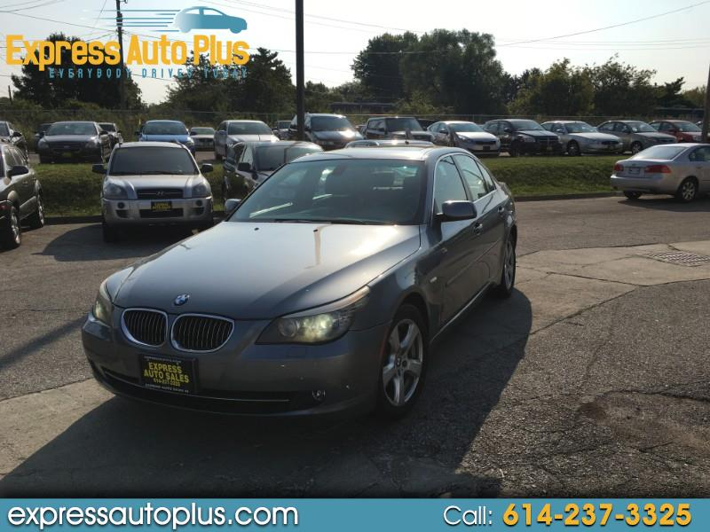 2008 BMW 5-Series 525xi
