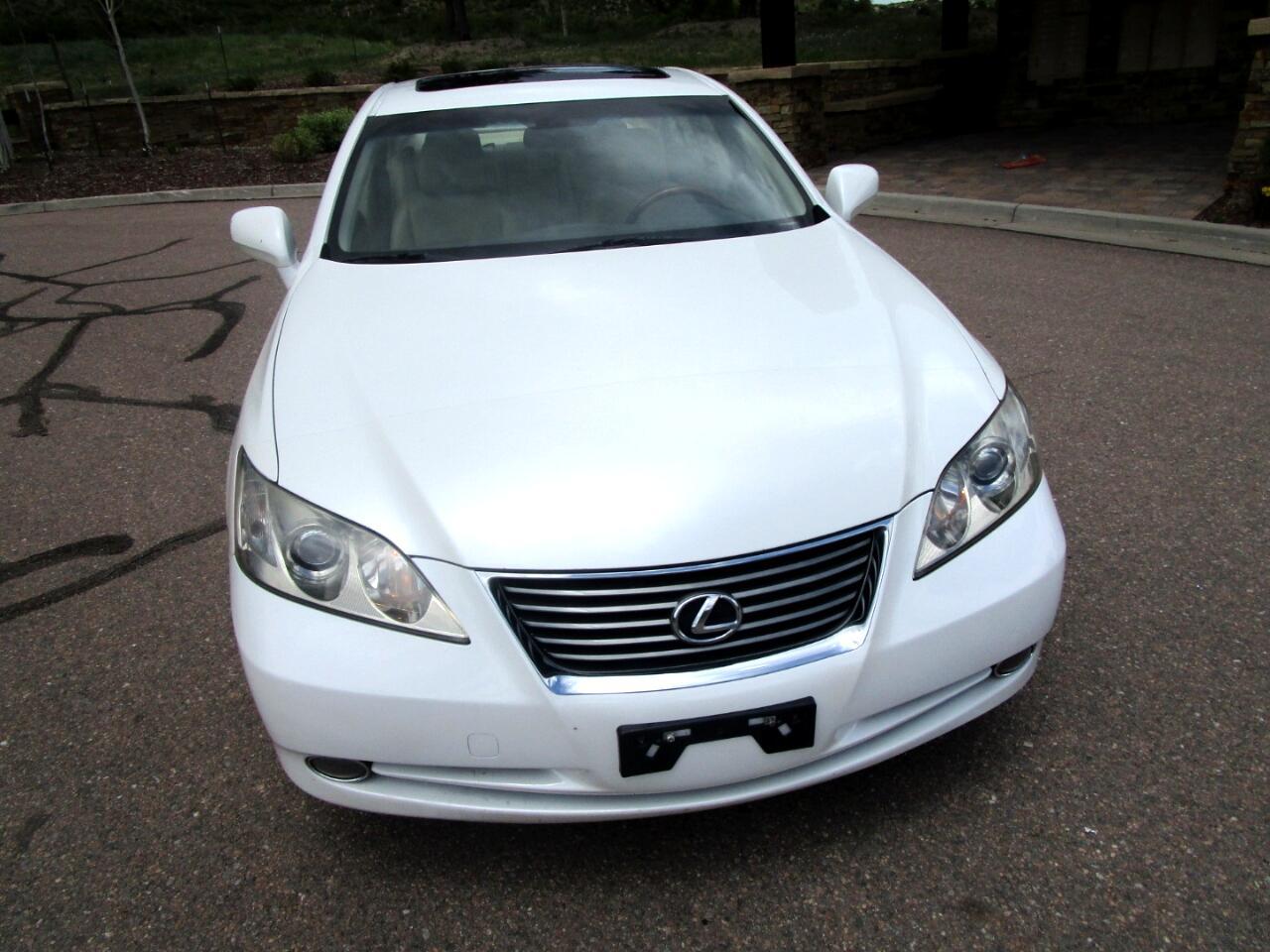 2007 Lexus ES 350 4dr Sdn
