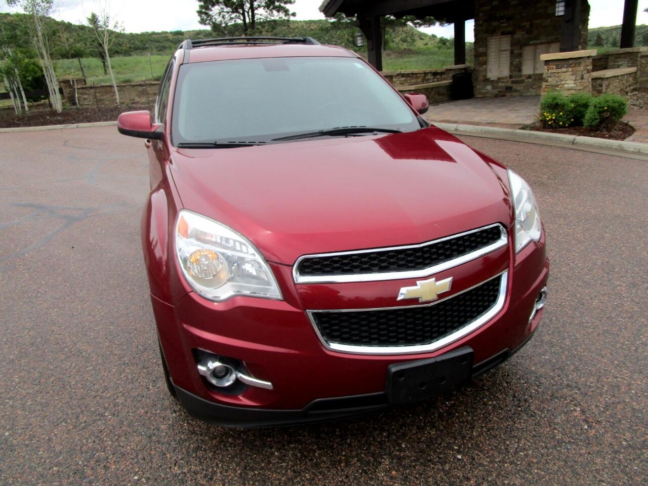2010 Chevrolet Equinox AWD 4dr LT w/2LT