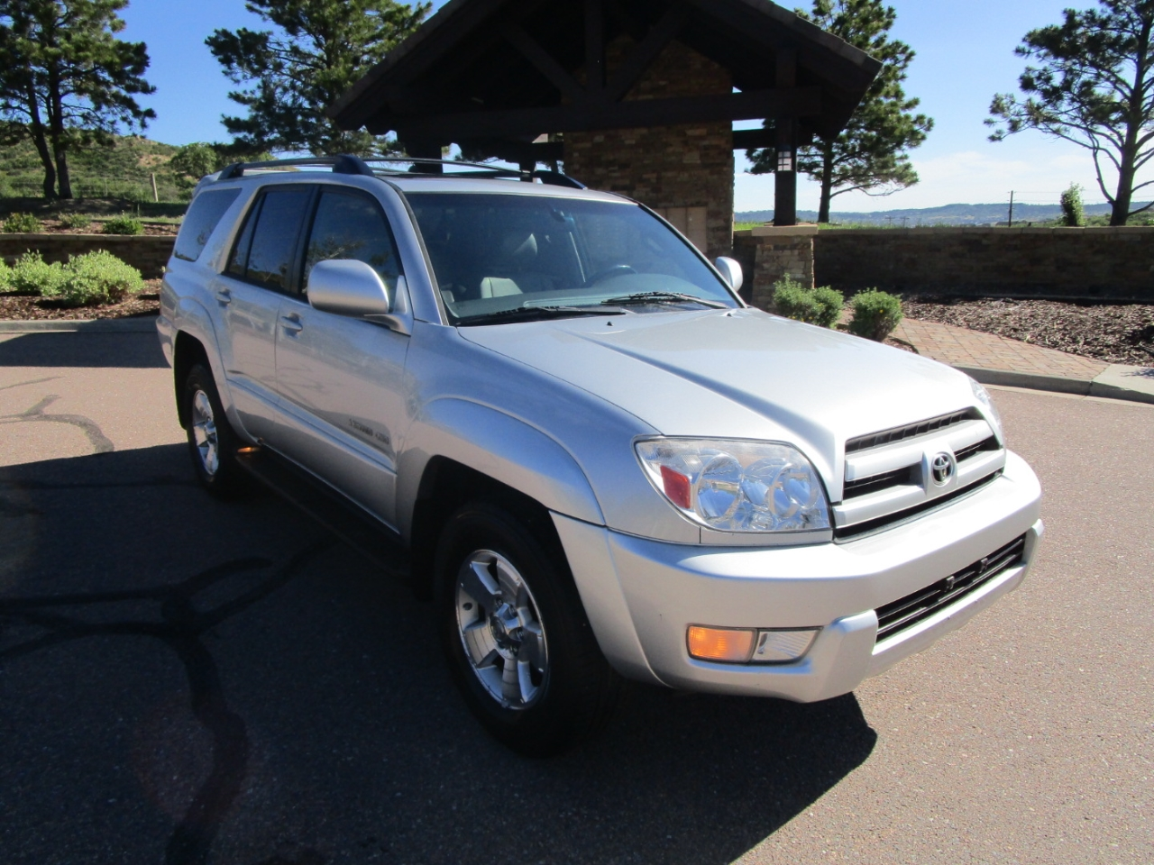 2005 Toyota 4Runner 4dr Limited V6 Auto 4WD (Natl)