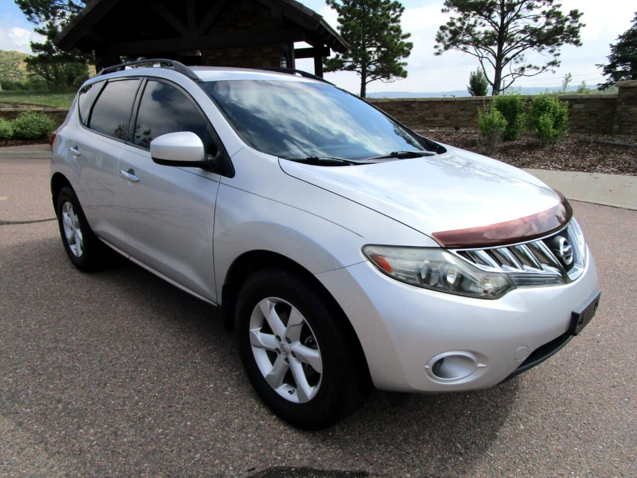 Nissan Murano AWD 4dr S 2009