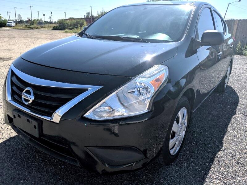 2015 Nissan Versa 1.6 S 5M