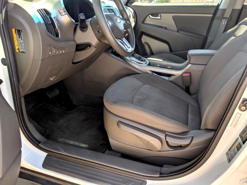 2012 Kia Sportage LX AWD