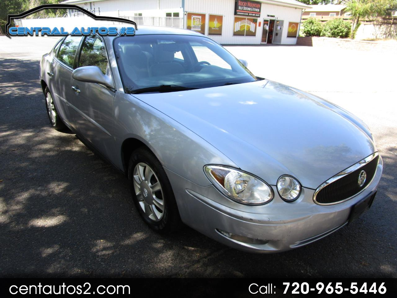 Buick LaCrosse 4dr Sdn CX 2006