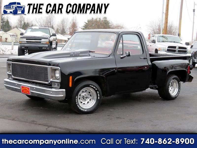 1976 Chevrolet C/K 10 Regular Cab 2WD
