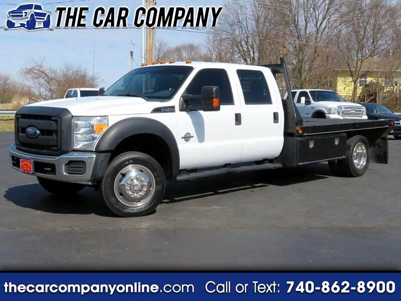 2013 Ford F-450 SD Crew Cab DRW 4WD