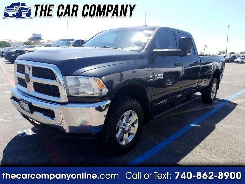 2014 RAM 2500 TRADESMAN 4X4 LONG BED