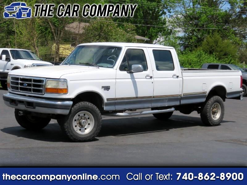 1997 Ford F-350 XLT 4X4 CREW CAB LONG BED