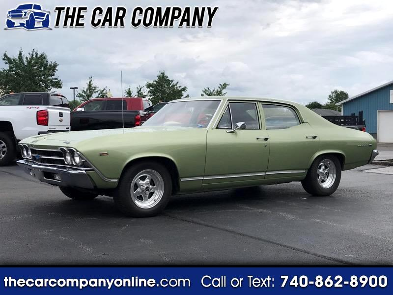 Chevrolet Chevelle Malibu 1969