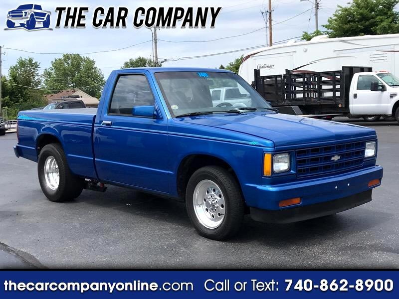 1982 Chevrolet S10 Regular Cab 2WD