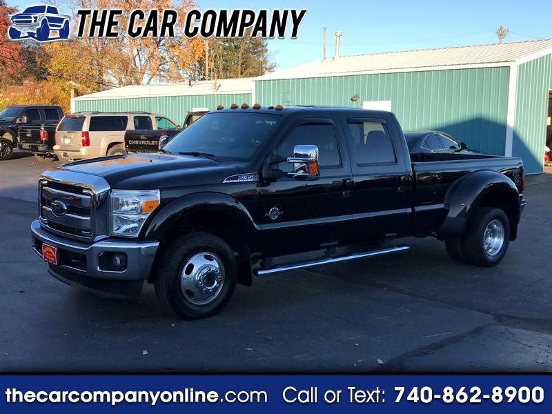 Ford F-350 SD Lariat Crew Cab Long Bed DRW 4WD 2014
