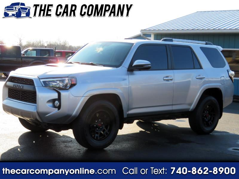 Toyota 4Runner Trail 4WD 2016