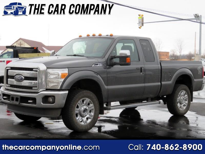 Ford F-250 SD Lariat SuperCab 4WD 2015