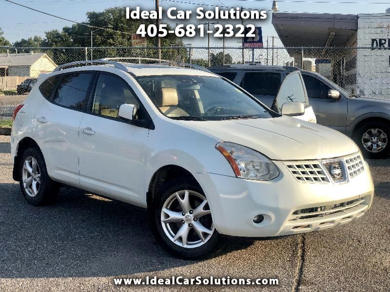 Nissan Rogue Select FWD 4dr S 2009