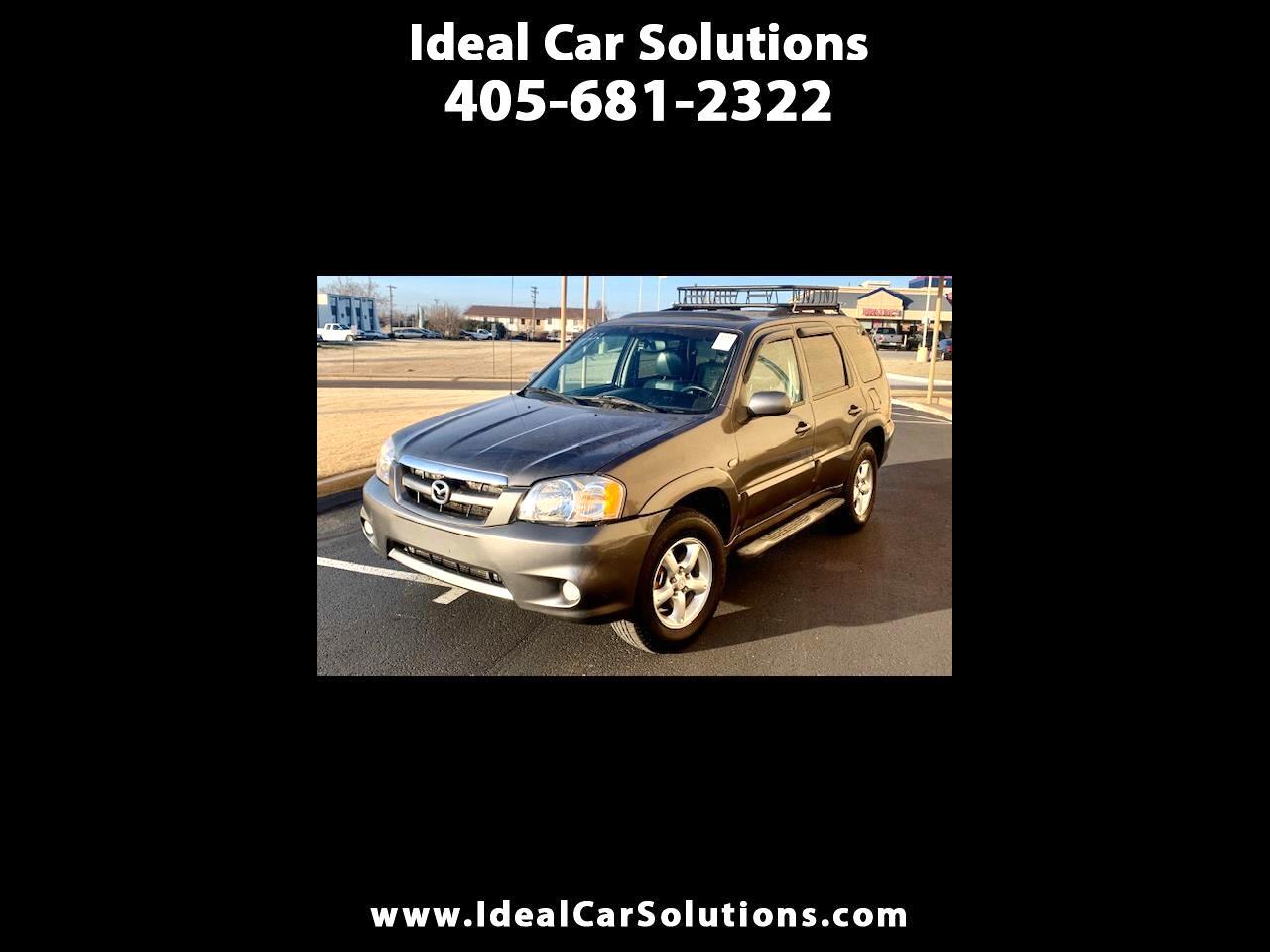 Mazda Tribute 3.0L Auto s 2006