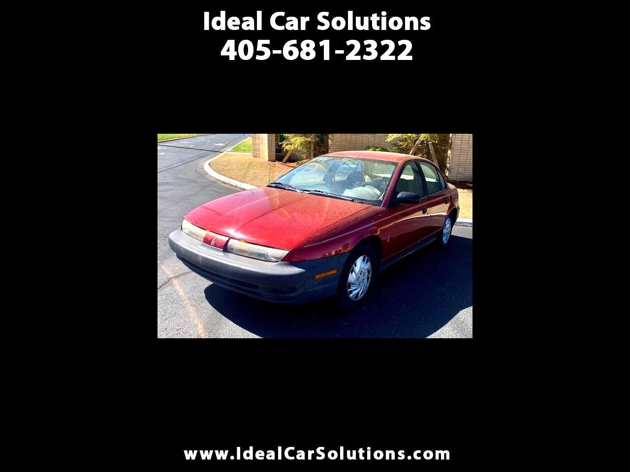 Saturn SL SL1 Auto 1999