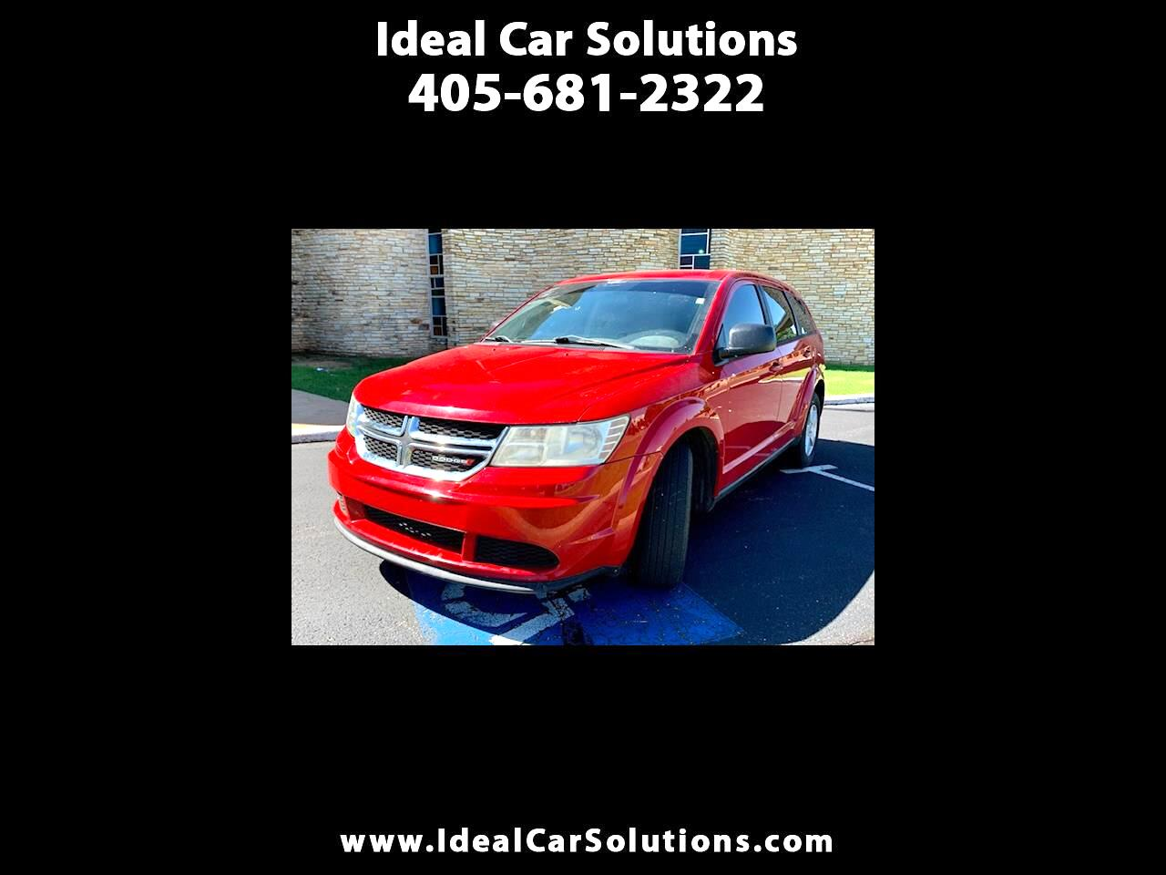 Dodge Journey FWD 4dr American Value Pkg 2013