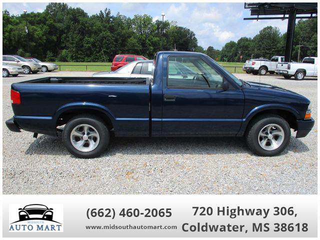 2001 Chevrolet S10 Pickup Long Bed 2WD