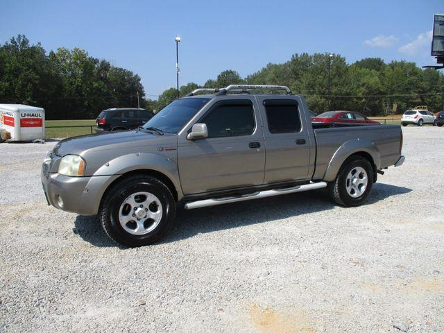 2003 Nissan Frontier SC-V6 Crew Cab Long Bed 2WD