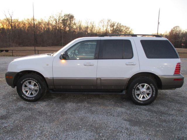 Mercury Mountaineer Premier 4.6L AWD 2003