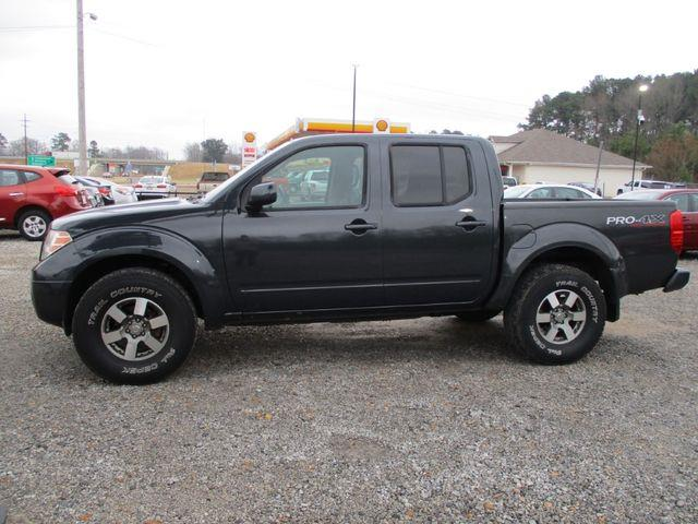 Nissan Frontier PRO-4X Crew Cab 4WD 2010