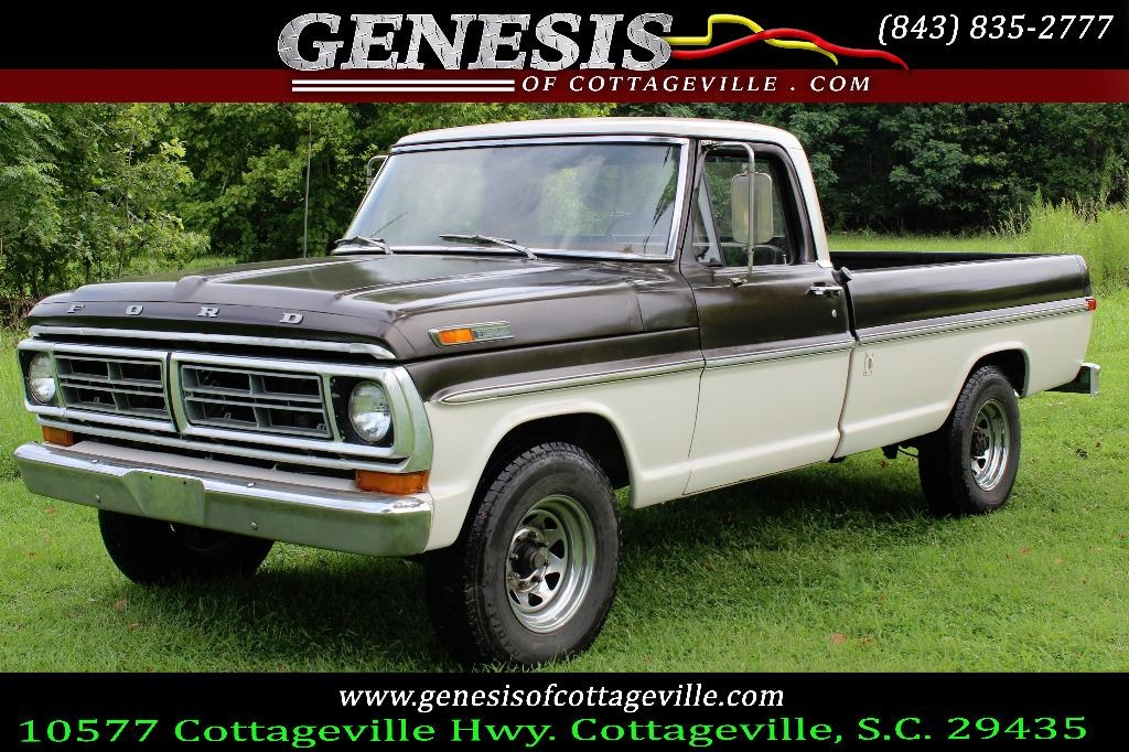 1972 Ford F250 Long BED