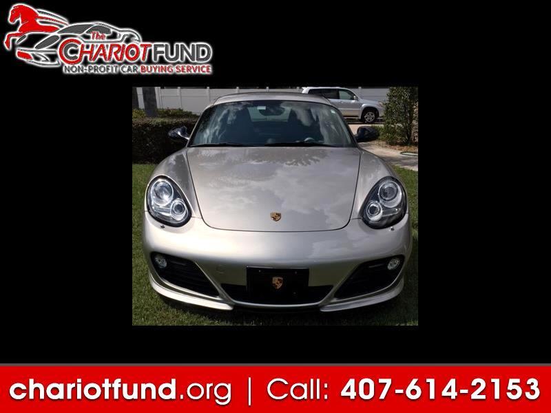 2012 Porsche Cayman S