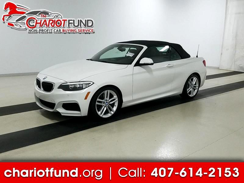 2016 BMW 2-Series 228i Convertible