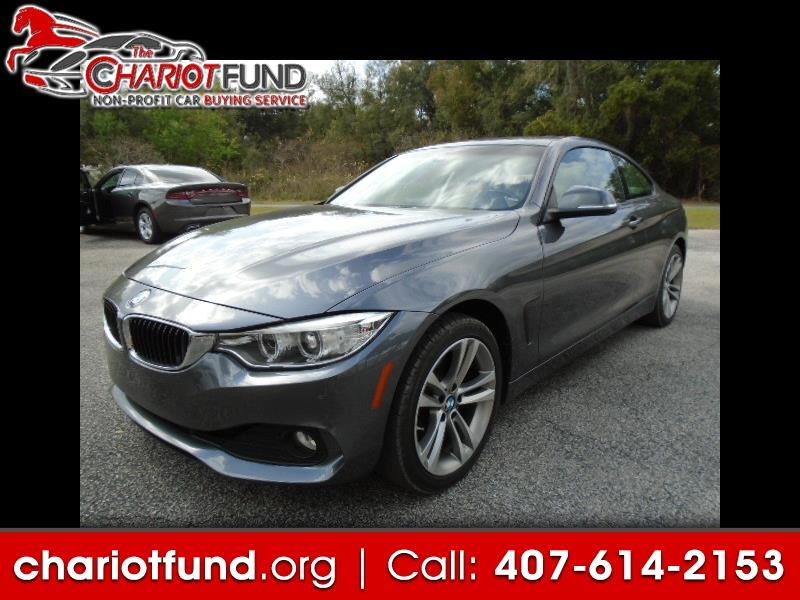 BMW 4-Series 428i xDrive 2015