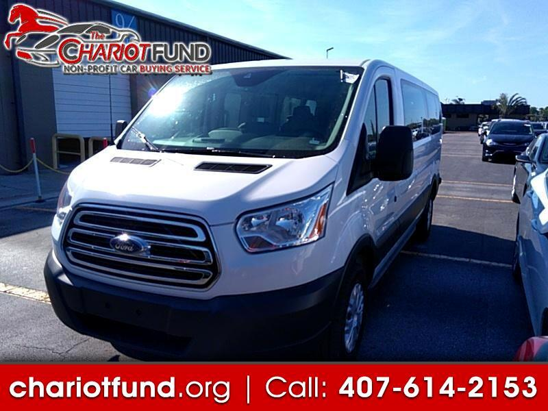 Ford Transit 350 Wagon Low Roof XLT 60/40 Pass. 148-in. WB 2019