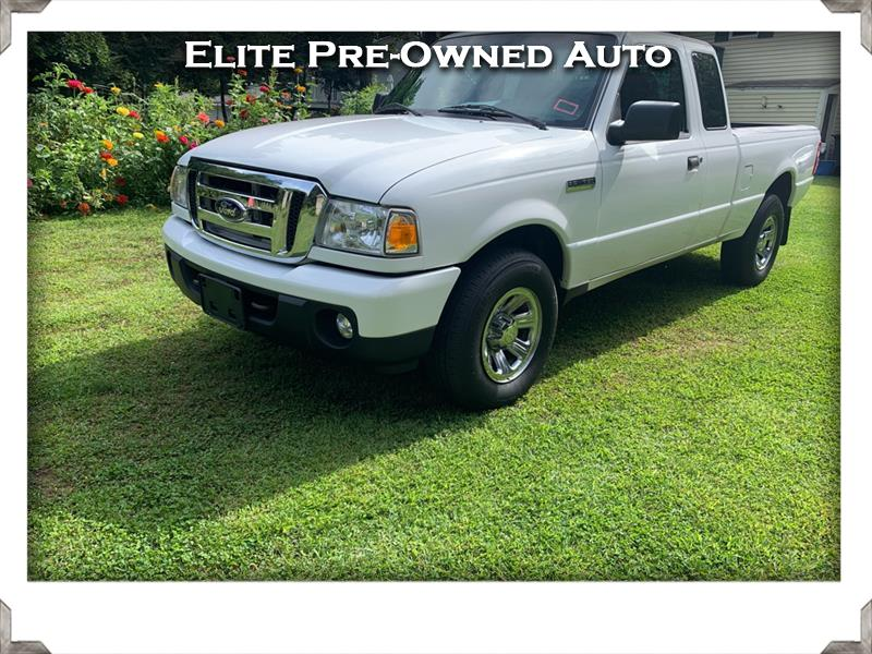 2008 Ford Ranger XL SuperCab 4WD