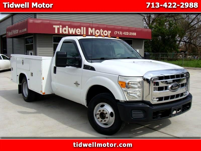 2012 Ford F-350 Diesel 6.7L Service utility Body truck