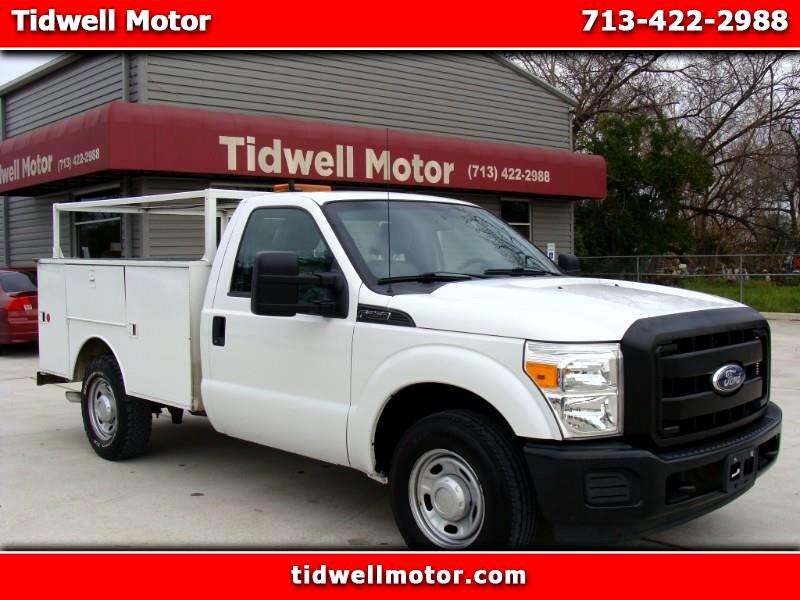 2012 Ford F-250 Super Duty, 6.2L with 8' Service Body