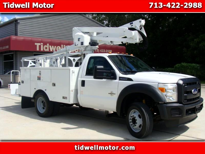 2013 Ford F550 Altec AT237 Bucket Truck