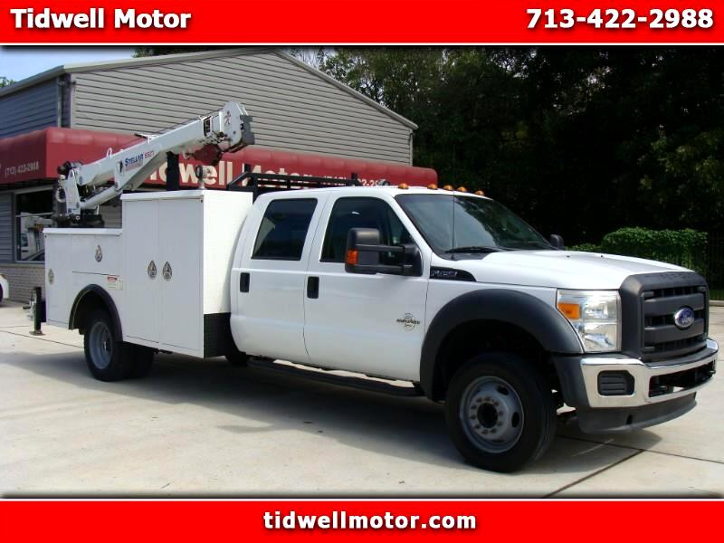 Ford F450  2012