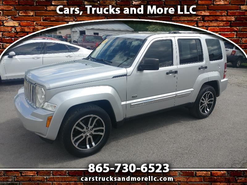 Jeep Liberty Limited 2WD 2011