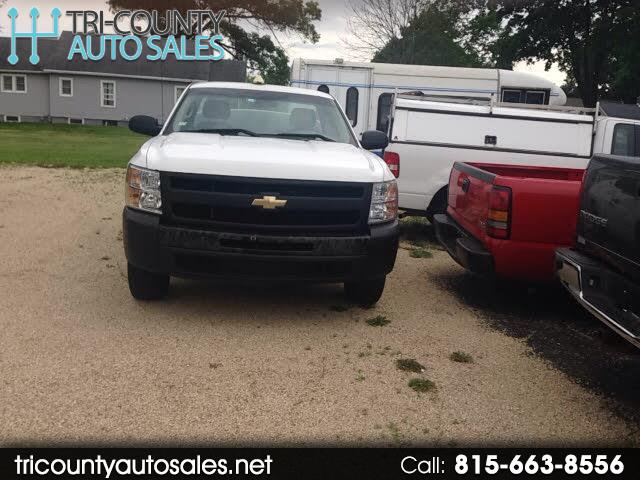 2009 Chevrolet Silverado 1500 Work Truck Long Box 2WD