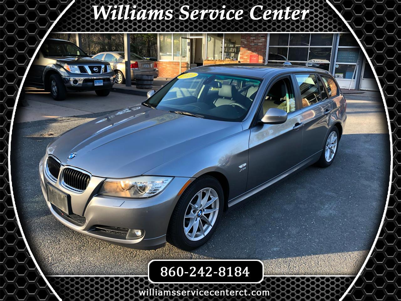 2010 BMW 3-Series Sport Wagon 328xi