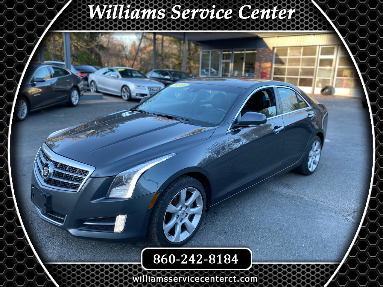 Cadillac ATS 3.6L Performance AWD 2013