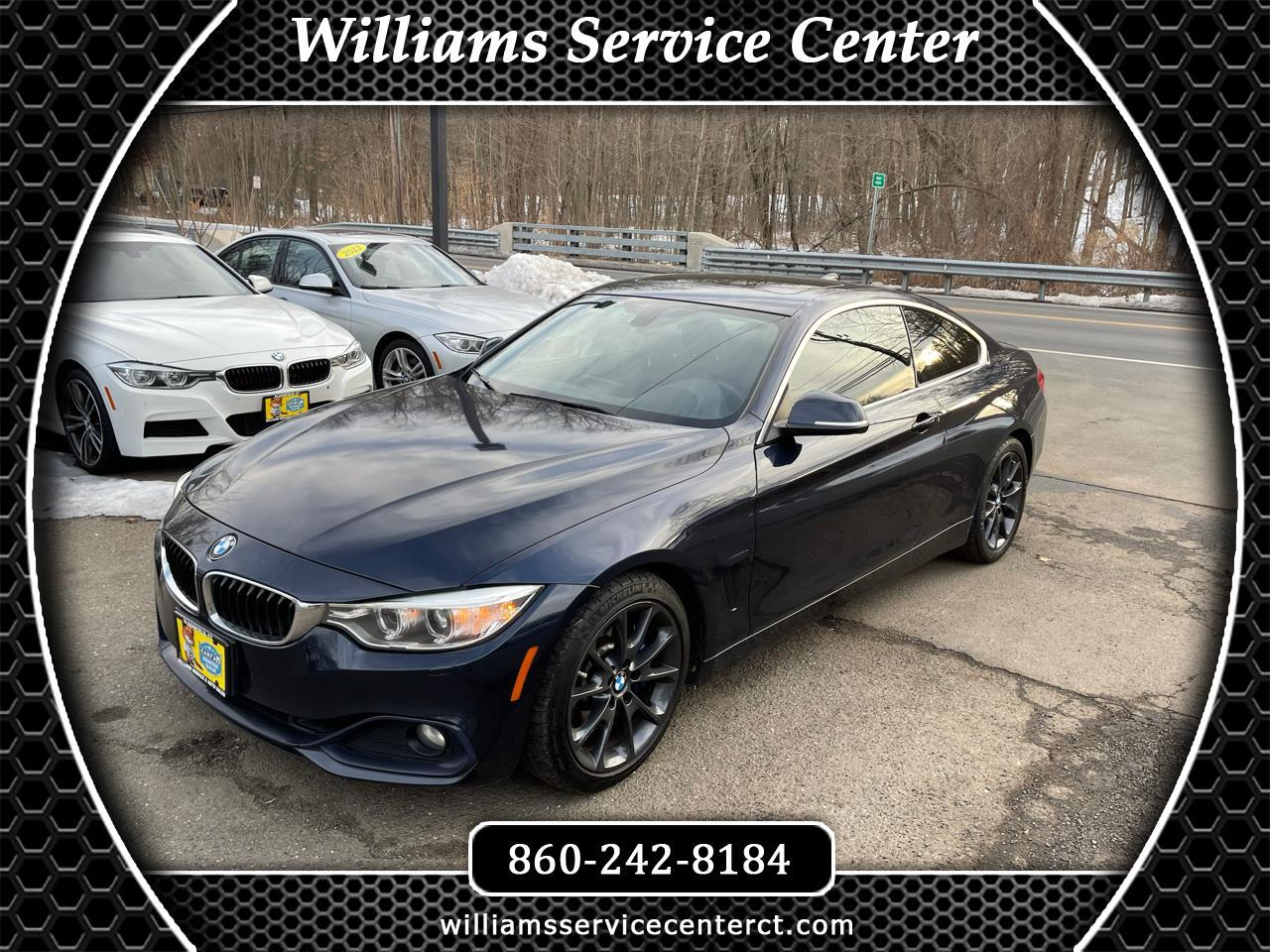 BMW 4-Series 435i coupe 2016