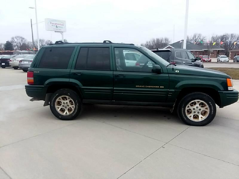 Jeep Grand Cherokee Limited 4WD 1996