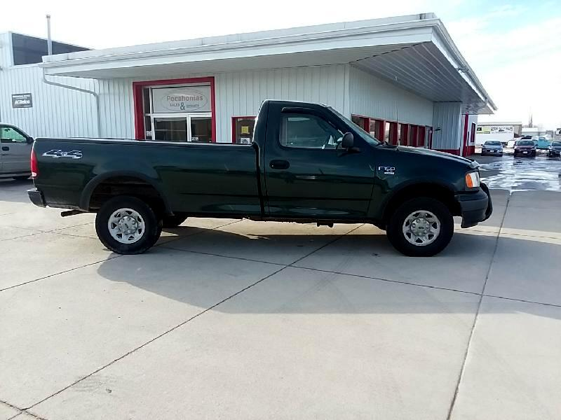 Ford F-150 XL Long Bed 4WD 2003