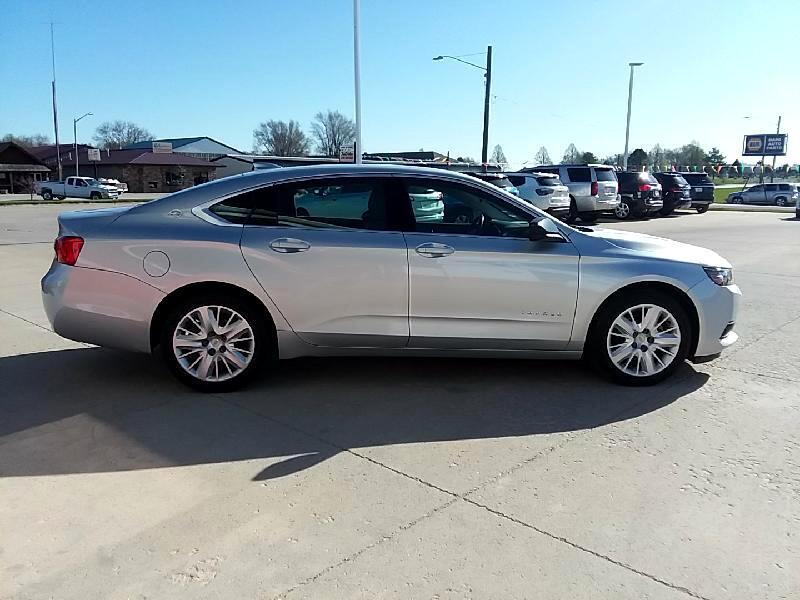 Chevrolet Impala LS Fleet 2017