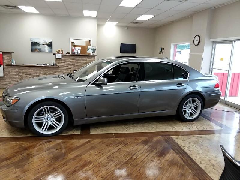 BMW 7-Series 760Li 2006