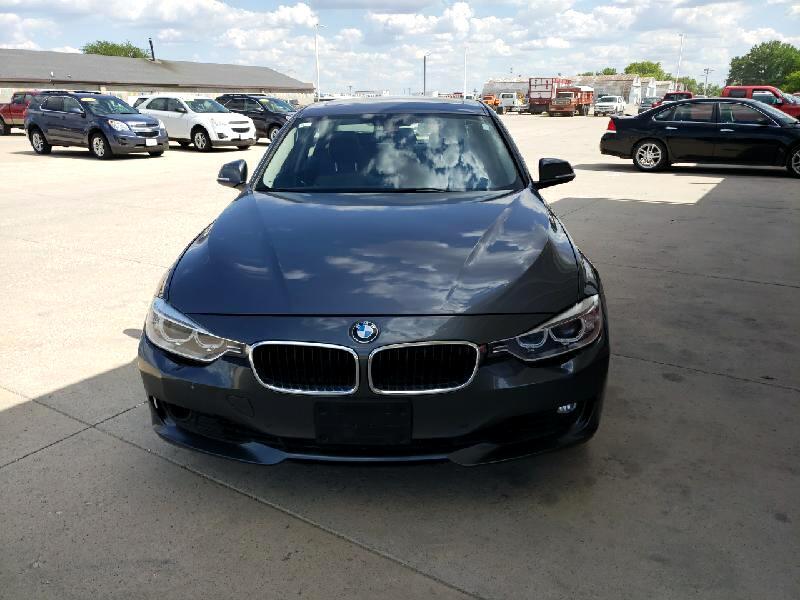 BMW 3-Series 328i Sedan 2015
