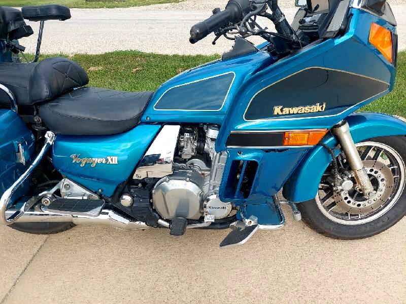 Kawasaki ZG1200-B  1995