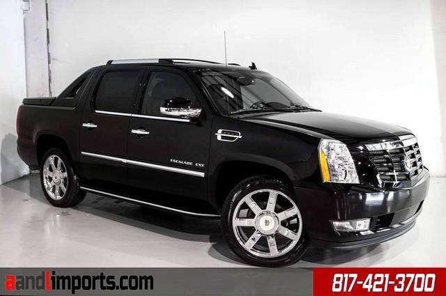 Cadillac Escalade EXT AWD 4dr Luxury 2013